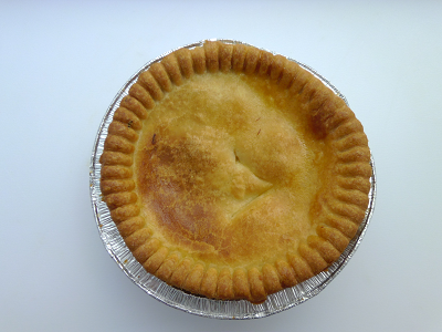 One Hundred Days Of Pie No14 Haffners Meat And Potato Pie
