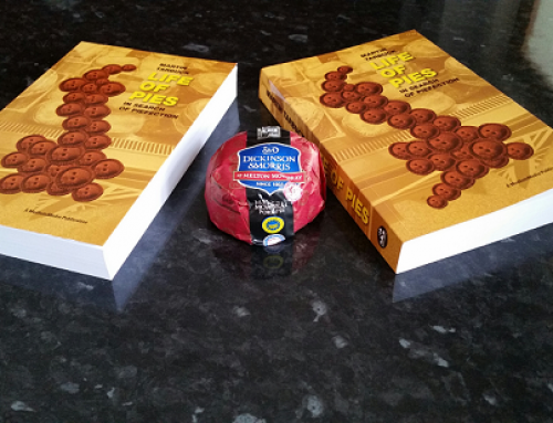 Free postage on Life of Pies – the ideal pie based Xmas gift!