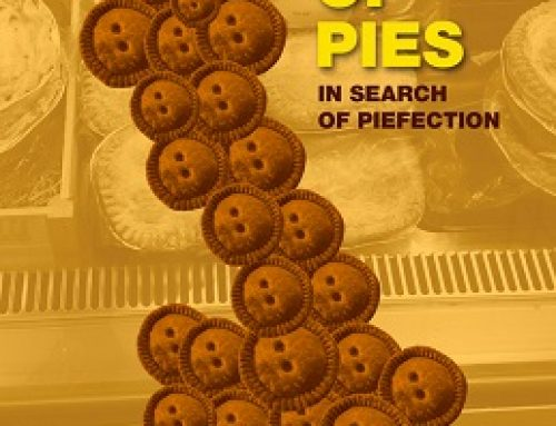 A #WorldBookDay and #BritishPieWeek special offer