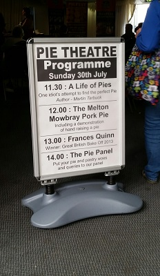 Pie theatre