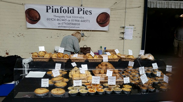Pinfold Pies
