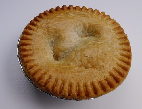 Day 1: Hampsons / Sayers Meat and Potato Pie